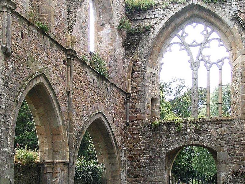 Abbaye de Beauport © Gite Les 3 Voiles