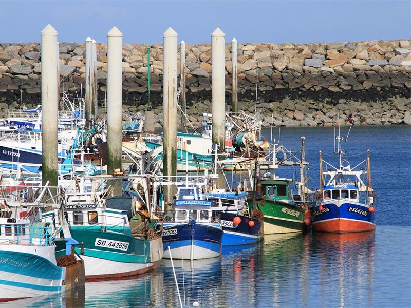 Port de St-Quai-Portrieux © Gite Les 3 Voiles