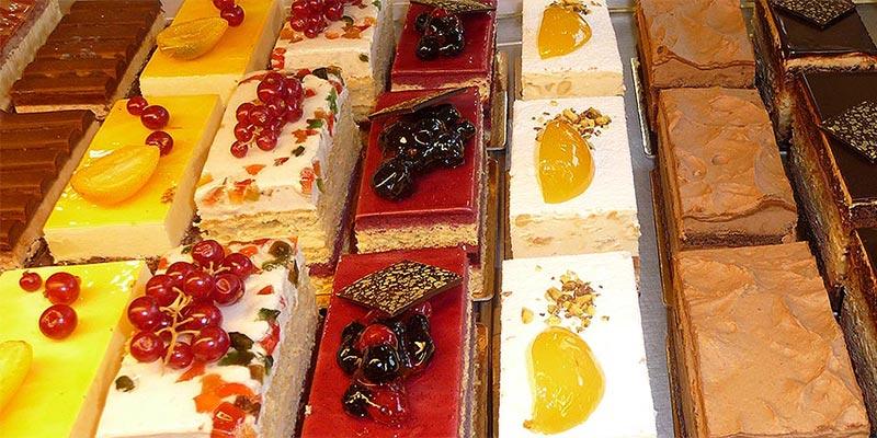 Pâtisserie - Au Pain Plié Ploumilliau © Gite Les 3 Voiles