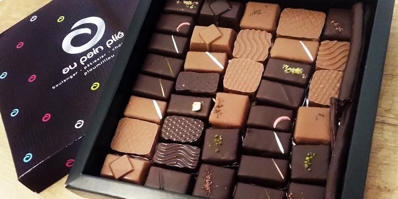Chocolaterie - Au Pain Plié Ploumilliau © Gite Les 3 Voiles