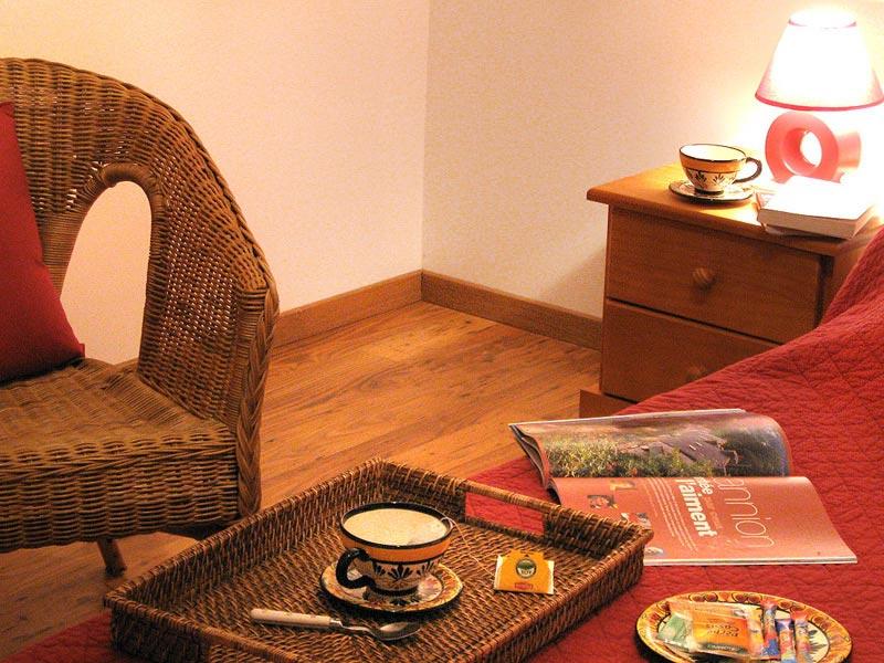 Chambre 1, calme et détente © Gite Les 3 Voiles