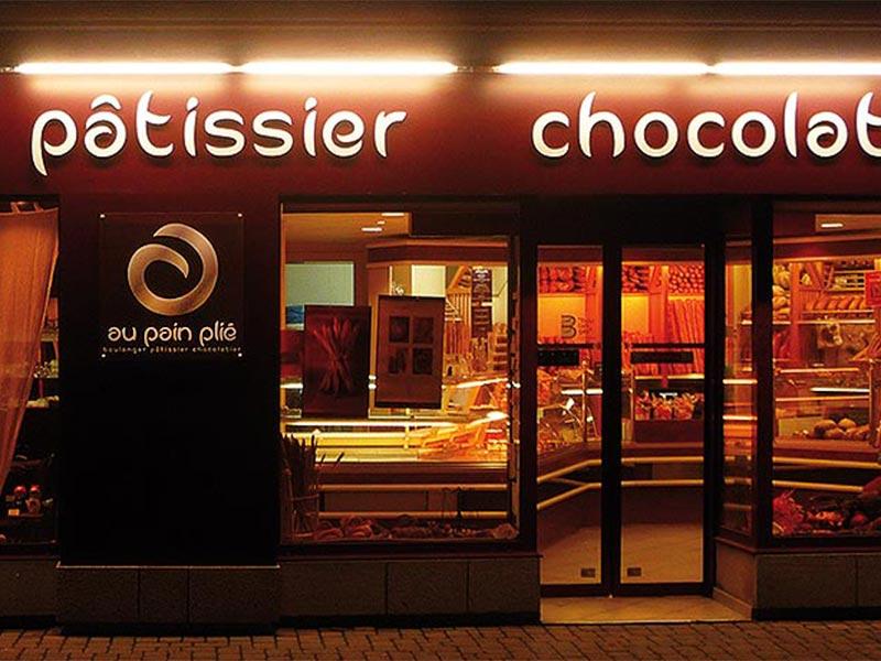 Ploumilliau Boulangerie Pâtisserie Chocolaterie Au Pain Plié © Gite Les 3 Voiles