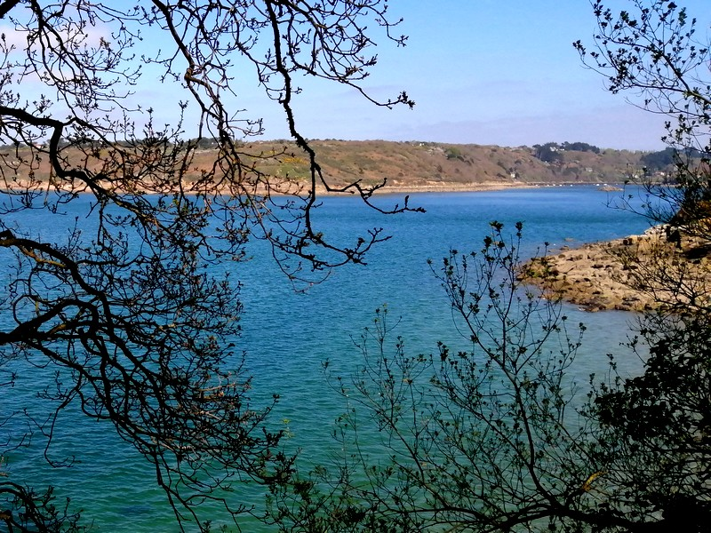 Tredrez Locquemeau Location de vacances GîteLes3Voiles Pointe du Dourven 01